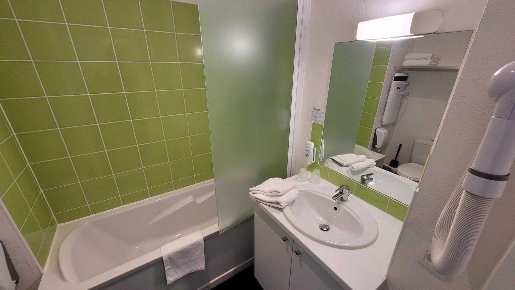 Salle de bain appartement